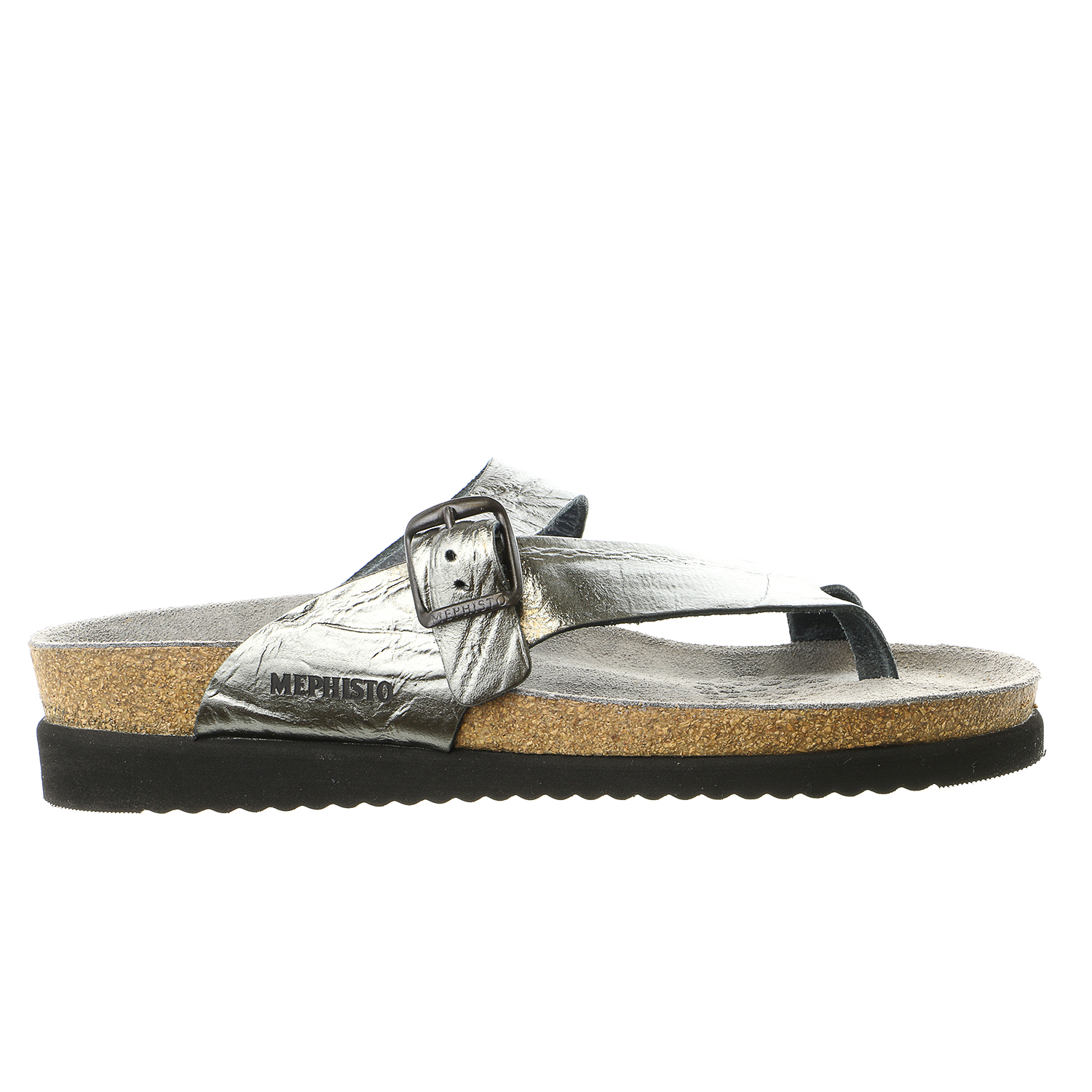 Mephisto Helen Adjustable Strap Thong Sandal Shoe Womens by Mephisto