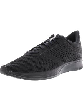 on sale 7cd5e 98513 Product Image Nike Men s Zoom Strike Thunder Blue   Stealth Ankle-High Mesh  Running Shoe - 9M