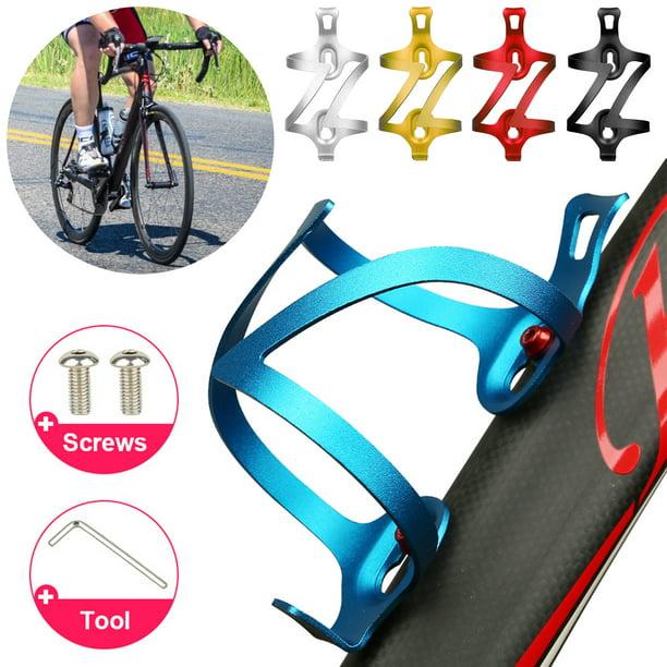 Bicycle Water Bottle Cage Rack Road Bike Aluminum Alloy Drink Bottle Cage Holder