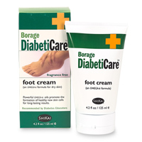 DiabetiCare Foot Cream 4.20 oz