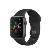 Apple Watch Series 5 GPS + Cellular - 40mm - Sport Band Aluminum Case