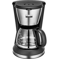 Bella - Pro Series 5-Cup Coffeemaker - Stainless Steel