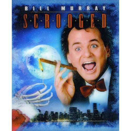 Scrooged (Blu-ray) (Widescreen)