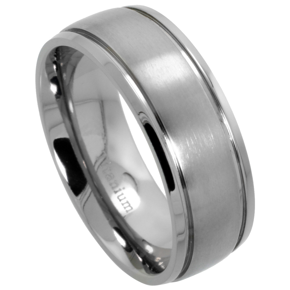 Men Wedding Bands Walmartcom
