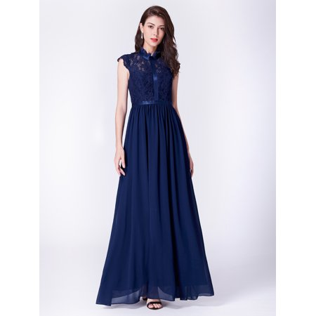 6e836271ca5 Ever-pretty - Ever-Pretty Womens Plus Size Long Party Wedding Bridesmaid  Dresses for Guest Christmas Party Dresses for Women 07379 US 16 -  Walmart.com