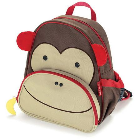 Skip Hop Zoo Pack Backpack - Monkey