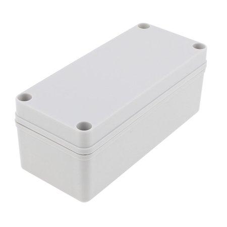 Unique Bargains 180 X 80 X 70Mm Waterproof Junction Box Diy Terminal Connecting Box Enclosure