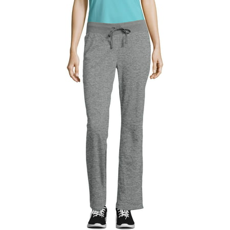 Hanes Women's French Terry Pant with Outside Drawcord