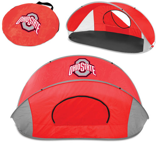 Picnic Time Ohio State Buckeyes Manta Tent Shelter