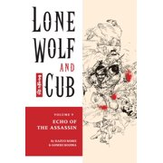 Lone Wolf and Cub Volume 9: Echo of the Assassin - eBook
