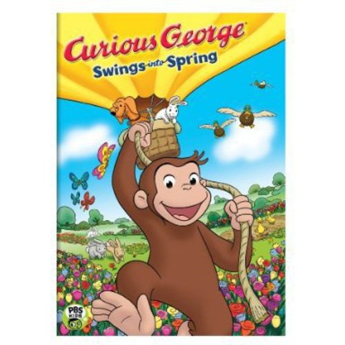 Curious George Swings Into Spring (Anamorphic Widescreen)