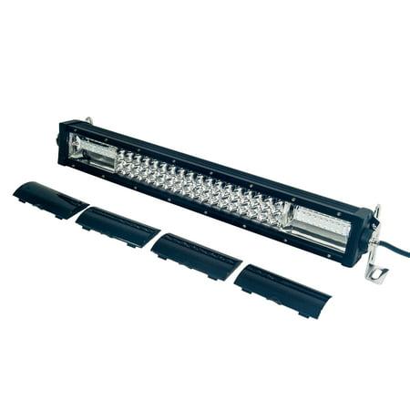 T series 20 oz usa triple row led light bar combo beam black triple row led light bar combo beam aloadofball Image collections