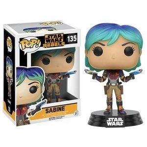 Funko Pop! Star Wars Rebels Sabine