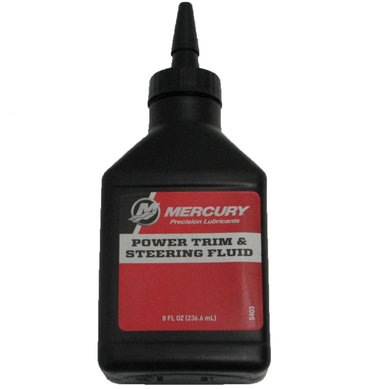 New Mercury Mercruiser Quicksilver Oem Part # 92-858074Q01 Oil-Pwr T//S