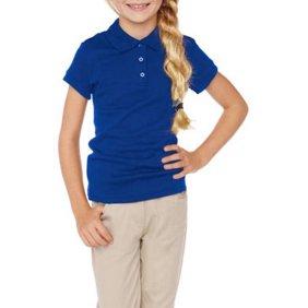 Girls' Uniforms Skinny Pants - Walmart.com on walmart scrubs uniforms, walmart work uniforms, order walmart shirts,