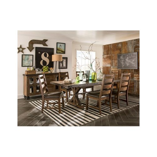 Gracie Oaks Baulch Extendable Dining Table