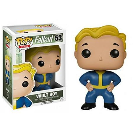 Funko POP Fallout 4: Vault boy](Fall Out Boy Simpsons)