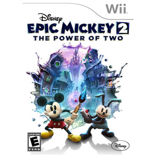 Disney Epic Mickey 2: The Power of Two (Wii) - Pre-Owned