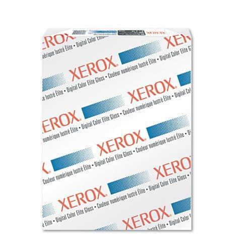 Xerox Gloss 11 x 17 White Cover Stock 80lb 94 Brightness 250/Pack