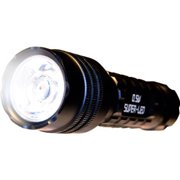 Maxsa Super Bright Mini Flashlight - LED - Anodized AluminumBody, PolycarbonateLens