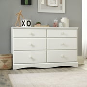 Sauder Storybook 6-Drawer Dresser, Multiple Finishes