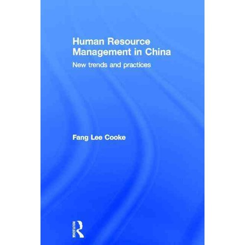 the applications of human resource management in china Human resource management (hrm or hr) is the strategic approach to the effective management of organization workers so that they help the business gain a competitive advantage, commonly referred to as the hr department [by whom], it is designed to maximize employee performance in service of an employer's strategic objectives.