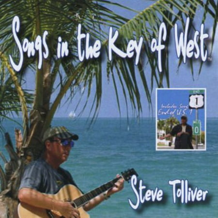 Disc Key (Songs in the Key of West (CD))