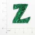 Expo Int'l Letter Z Sequin Applique