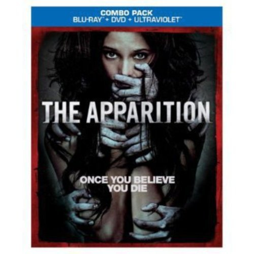 The Apparition (Blu-ray   DVD) (With INSTAWATCH) (Widescreen)