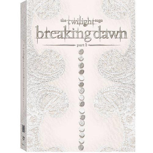The Twilight Saga: Breaking Dawn, Part 1 (Bella's Wedding Dress Edition) (2-Disc) (With Fabric Poster) (Exclusive) (Anamorphic Widescreen)