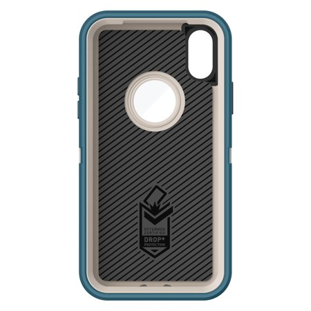 4de5e98cc5 OtterBox Defender Series Screenless Edition Case for iPhone X, Black -  Walmart.com