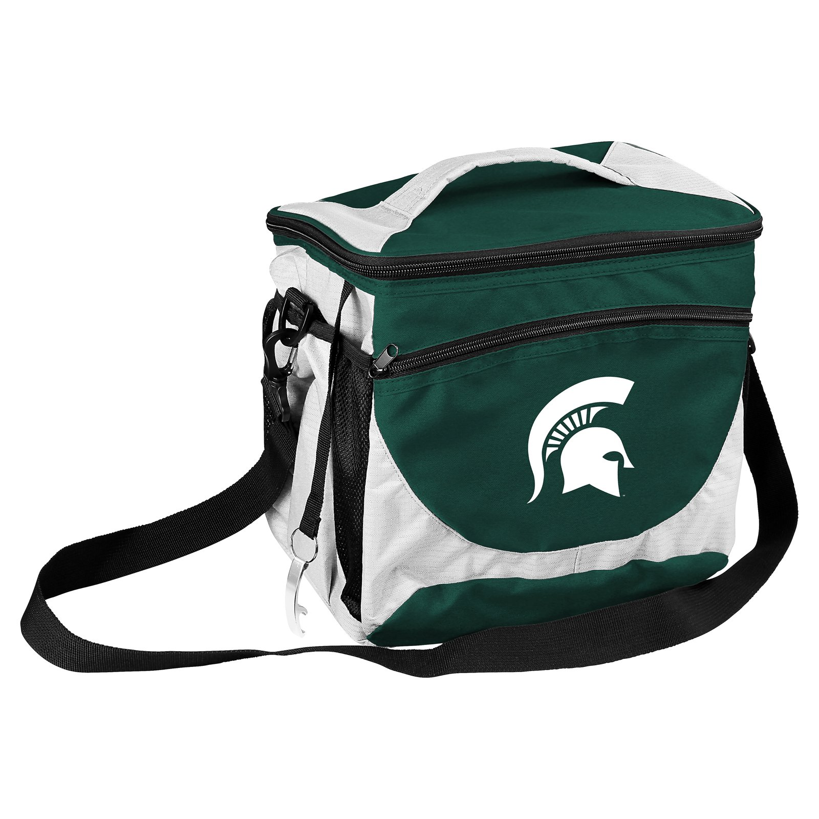 MI State Spartans 24 Can Cooler