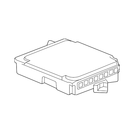Genuine OE Honda Ecm 37820-RAD-L82 ()