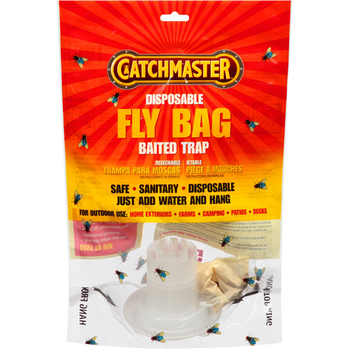 Catchmaster Disposable Fly Bag Baited Trap