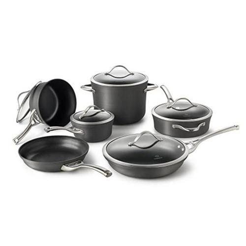 Calphalon 1876787 Contemporary Nonstick 11pc Cookware Set