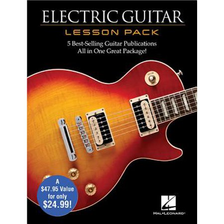 Electric Guitar Lesson Pack ()
