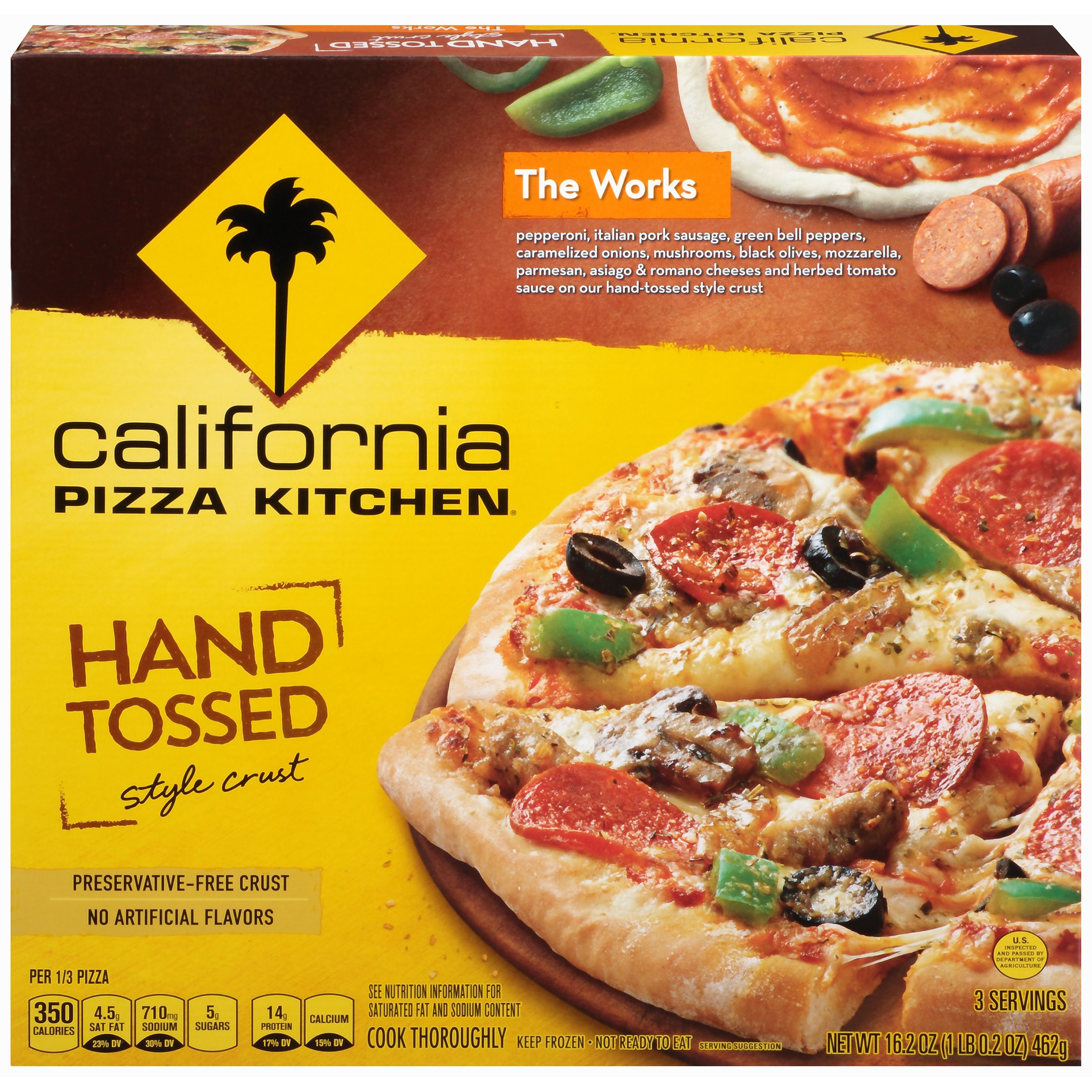 California Pizza Kitchen Ownership