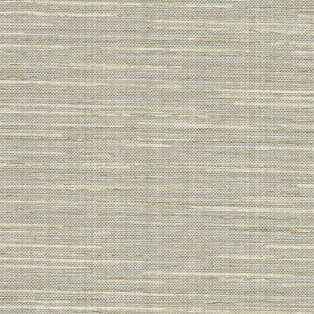 Warner Textures Bay Ridge Neutral Faux Grasscloth Wallpaper Sample - Faux Grass Cloth