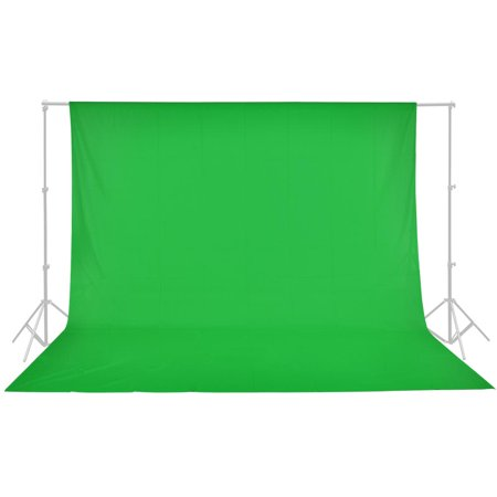 10x10' Muslin Photo Backdrop 100% Cotton Photography Studio Background Video Screen Color Opt - Halloween Screen Backgrounds