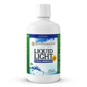 Best Liquid Minerals - Sunwarrior Liquid Light Fulvic Minerals, 32 servings Review