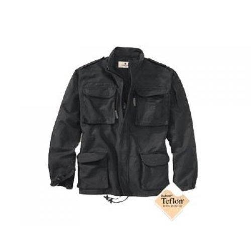 Men's Elite Algerian Jacket BLK XXL