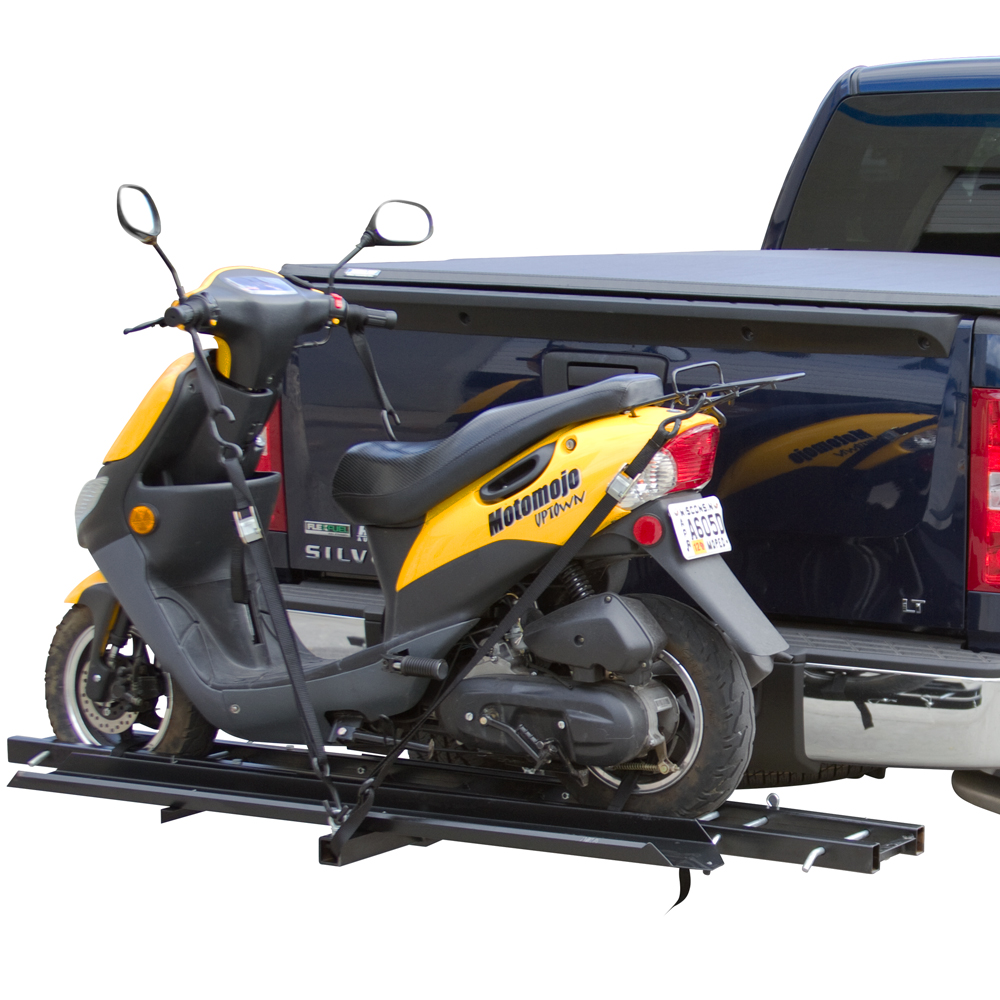 Rage Powersports Dirt Bike and Sport Scooter Hitch Mounte...