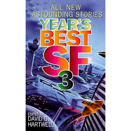 Year's Best SF 3 - eBook