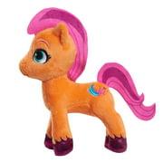 My Little Pony 7-Inch Sunny Starscout Small Plush, Stuffed Animal, Horse