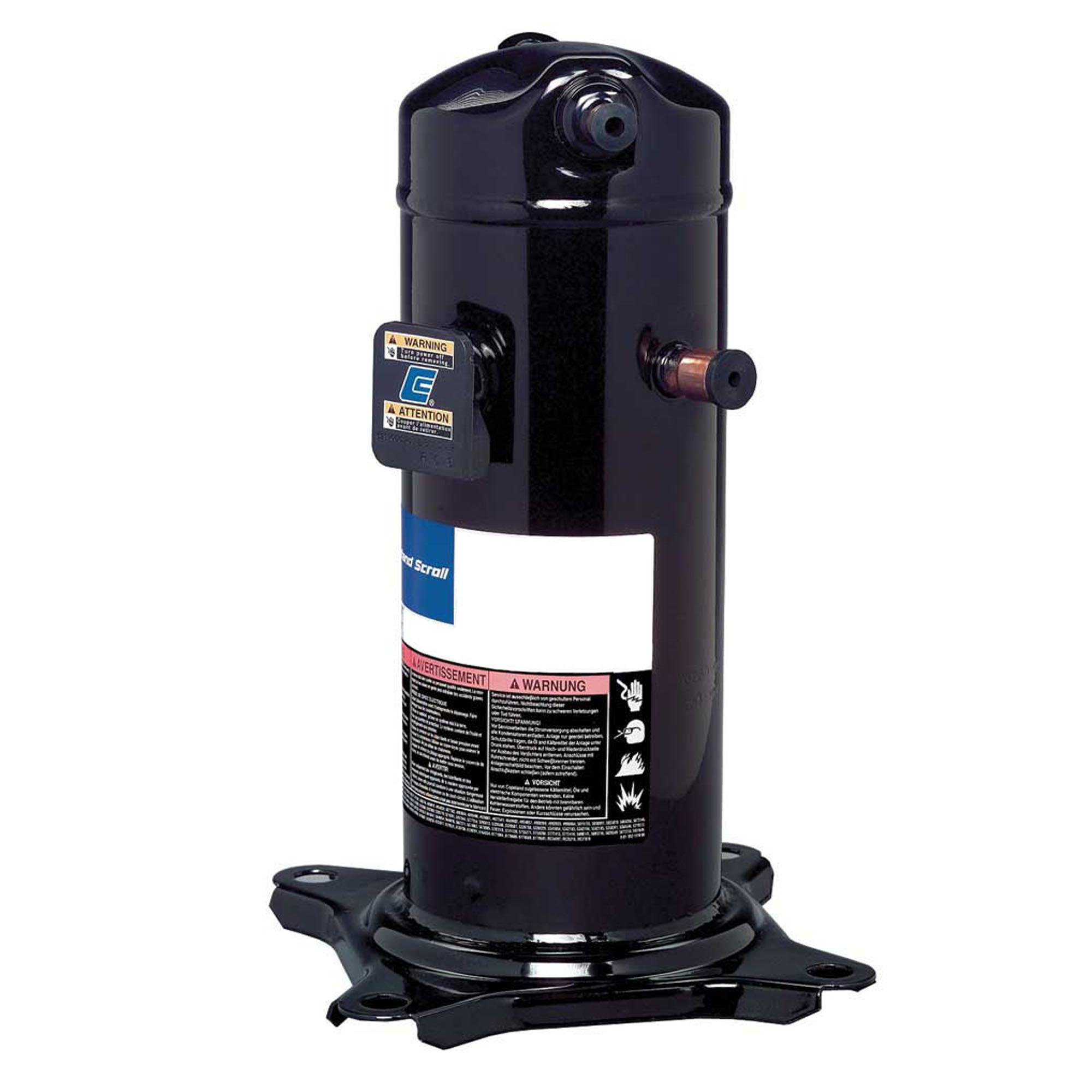 ZR42K5E-PFV R-22 Copeland Compressor 3.5 Ton 42200 BTU 20...