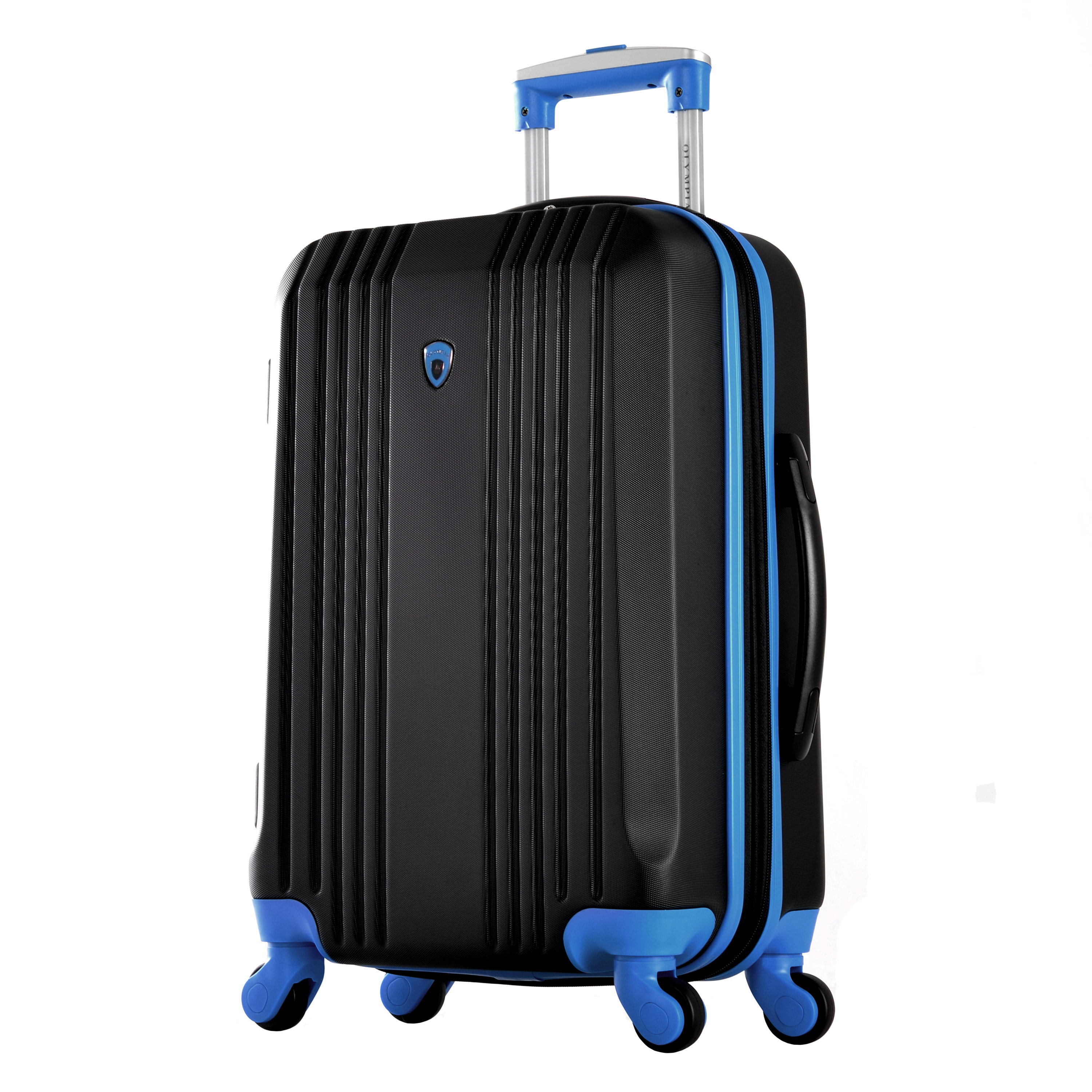 "Olympia USA Apache 21"" Carry-On Spinner W/ Hidden Compartment"