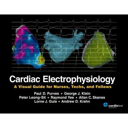 Cardiac Electrophysiology  A Visual Guide For Nurses  Techs  And Fellows