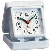 Impecca WAW25M1W Travel Beep Alarm Clock White