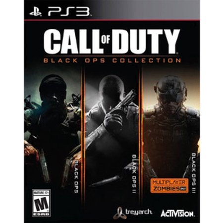 Call of Duty: Black Ops Collection, Activision, PlayStation 3,