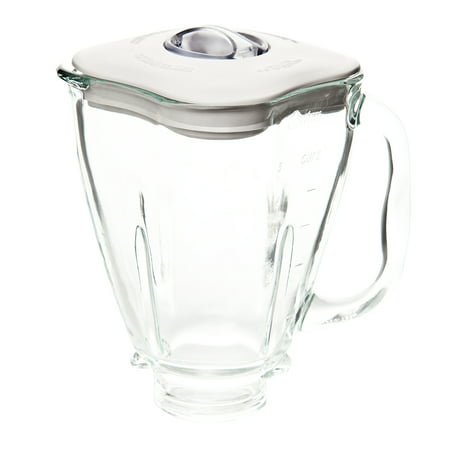 Oster 5-Cup Glass Blender Jar with Lid (004918-020-NP0)